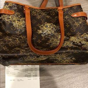 Louis Vuitton Bags - Louis Vuitton Batignolles Dentelle Monogram Bag